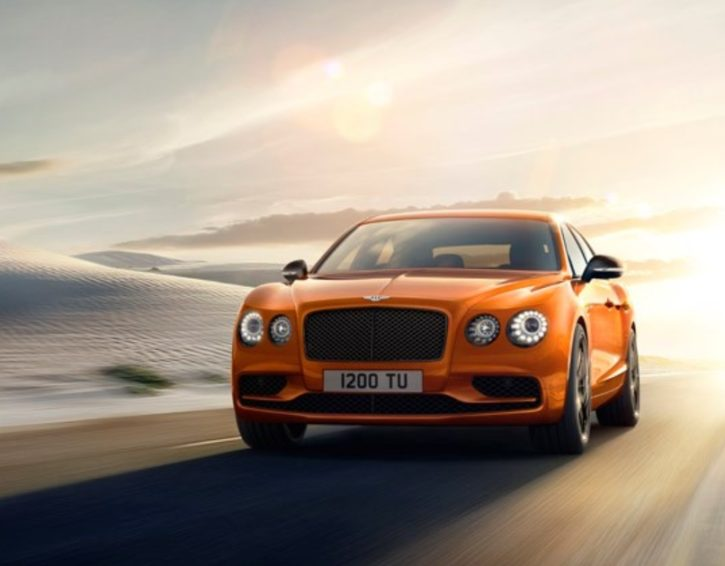 Bentley-Flying-Spur-W12-S-роскошный-спортивный-седан-автомобили