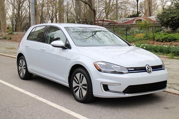 Volkswagen e-Golf - это отличный выбор